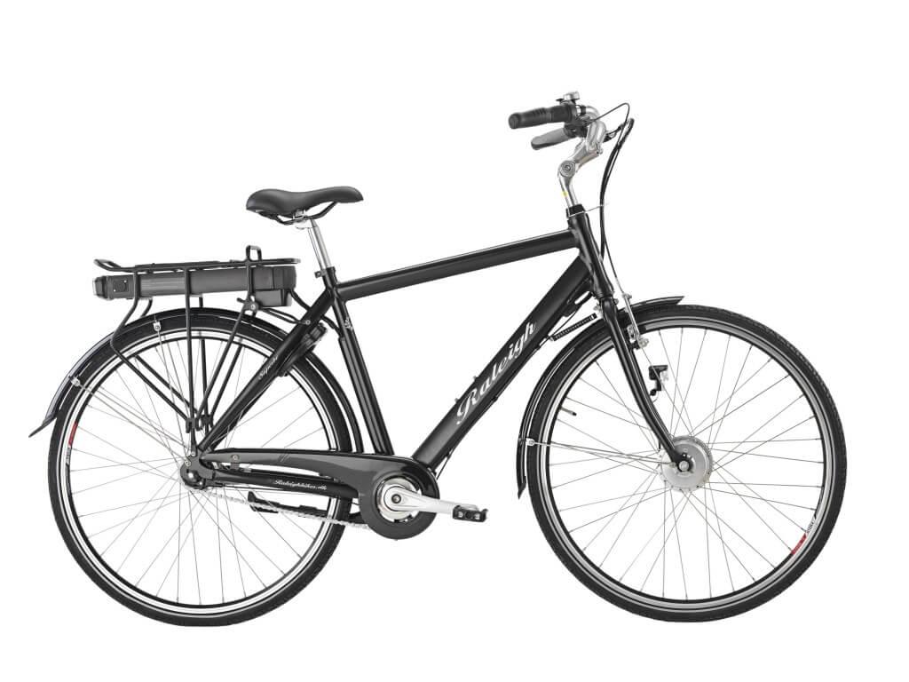 Vi forhandler, og servicerer alle Raleigh el-cykler.